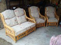 Conservatory Wicker Furniture