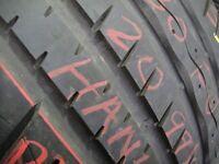 285/30/20 Hankook Ventus S1 Evo, 7.2mm (156 Rayne Road, Braintree, CM7 2QS) Second Hand Tyres