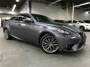 LEXUS IS250 AWD 2014 / CUIR / TOIT / CAMERA /**500$ DE RABAIS!!