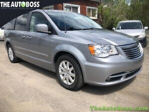 2013 Chrysler Town & Country Touring CERTIFIED! WARRANTY!