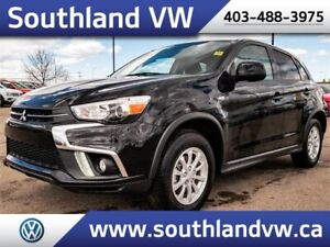 2018 Mitsubishi RVR SE **ALL WHEEL DRIVE**