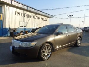 2006 Lincoln Zephyr 3.0L 6CYL 6SPD AUTO
