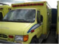 2006 E-450 ambulance