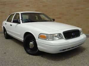 2010 Ford Crown Victoria Sedan