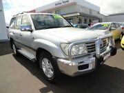 2006 Toyota Landcruiser HDJ100R GXL Silver 5 Speed Manual Wagon West Ballina Ballina Area Preview