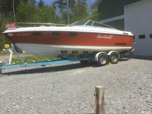 1979 26 foot Rampage. Twin 350 ci Mercs- MUST SELL WANT GONE!