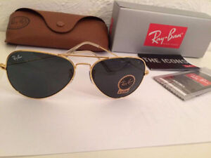 Ray Ban Aviator RB3025(Brand New/Authentic)