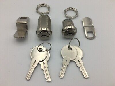 Imported Triple Gumball Candy Vending Machine Locks And Keys Set