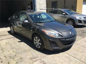 2010 MAZDA 3 ***AUTOMATIQUE+MAGS+TOIT+BLUETOOTH+4900$