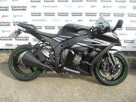 "Kawasaki ZX10-R ""15 Plate"" 2015 Carbon Gray Low Mileage"