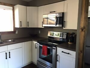 Furnished Bright One Bedroom Suite. Fernie BC