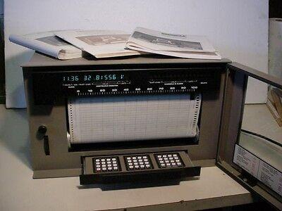 Molytek Chart Recorder Model 2702-5e-r