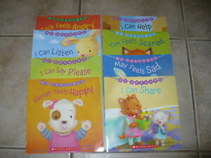Lot of 8 My Manner and My Feelings Books