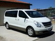 2011 Hyundai iMAX TQ-W MY11 White 4 Speed Automatic Wagon Mount Lawley Stirling Area Preview
