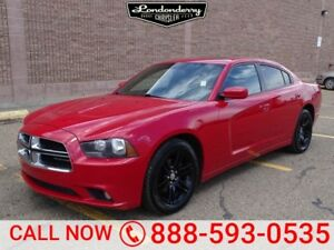 2013 Dodge Charger SXT SEDAN Accident Free,  Heated Seats,  Sunr