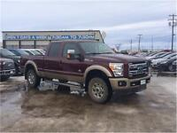 2012 Ford F-350 King Ranch 4x4 SD Crew Cab 6.75 ft. box 156 in.