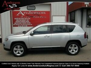 2014 JEEP COMPASS NORTH EDTION