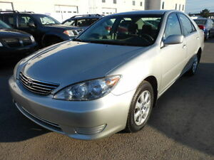 2005 Toyota Camry LE (Certified & E-Tested) Sedan