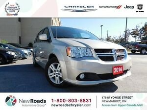 2014 Dodge Grand Caravan 4dr Wgn Crew