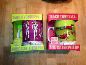 2 Teach Yourself Dance MUGS - Brand New
