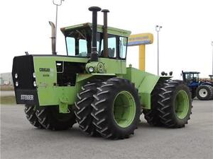 1979 Steiger Cougar III ST-270 Tractor- 270hp, 4 remotes, duals