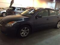 2008 Nissan Altima 2.5 S 4 cyl. Power Group,Alloys, Heated Seats
