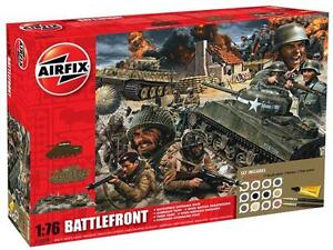 AIRFIX 1:76 Battle Front Gift Set (A50009)