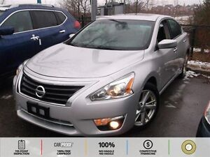 2013 Nissan Altima 2.5 SV HTD SEATS! BT! BACKUP CAM!