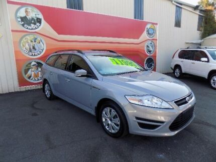 2011 Ford Mondeo MC LX Grey 6 Speed Automatic Wagon West Gosford Gosford Area Preview