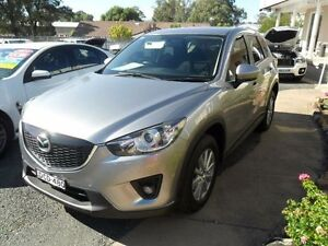 2013 Mazda CX-5 KE1031 Pewter Sports Automatic Wagon Mudgee Mudgee Area Preview