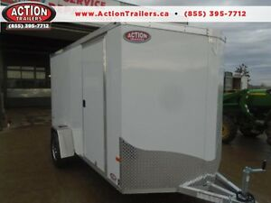 PROMO PRICE ON NOW!! 6X12 ALL ALUMINUM ALL PURPOSE NEO TRAILER