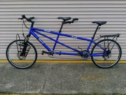 Pegasus TANDEM bicycle - refurbished. Port Melbourne Port Phillip Preview