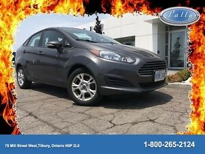 2015 Ford Fiesta SE, One Owner, Loval trade, 48, 781 kms!!!