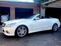 Mercedes-Benz E350 3.0CDI ( 231bhp ) BlueF Aut CDI Sport 2011
