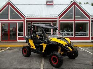 SOLD!!! 2013 CAN AM MAVERICK XRS 1000R