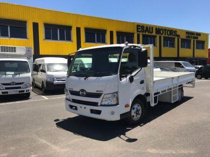 Hino Truck Auto Diesel