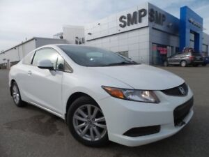 2012 Honda Civic Coupe EX - Sunroof, Rem. Start, Alloys, PST Pai