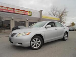 2007 TOYOTA CAMRY 6CYL  *SUNROOF*