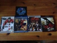 PS3 Games / Movies