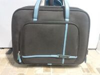 Rolling briefcase or carry-on