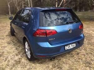 2014 Volkswagen Golf Hatchback Springwood Blue Mountains Preview