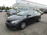 2009 Toyota Corolla,CERTIFY E-TEST 3YEARS P-T WARRANTY AVAILABLE