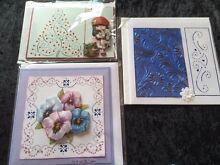 A smorgasbord of card making kits City North Canberra Preview