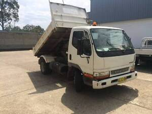 Mitsubishi Canter Tipper Truck Thornleigh Hornsby Area Preview
