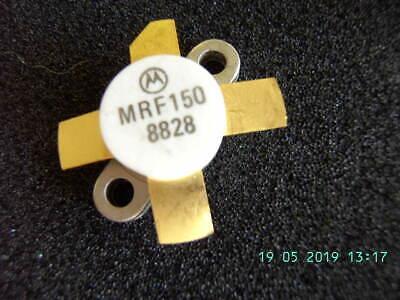 1 Stück N-CHANNEL MOS LINEAR RF MOTOROLA MRF 150 PA Endstufe Power Amplifier