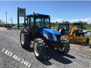 TRACTEUR NEW HOLLAND T4040 4X4 CAB