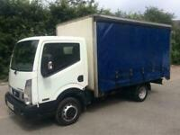 Nissan NT400 Cabstar 2.5 35.14 DCI MWB,CURTAIN SIDE,ONE OWNER,DRW,
