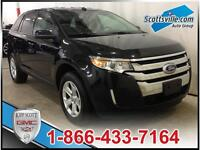 2013 FORD EDGE SEL; AWD, HEATED SEATS, KEYLESS ENTRY & MORE