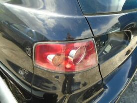 SEAT IBIZA SPORT 2004-2007 REAR PASS SIDE LIGHT