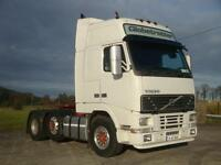 Volvo FH500 Globetrotter 6X2 Tipping Gear Tractor Unit 2001